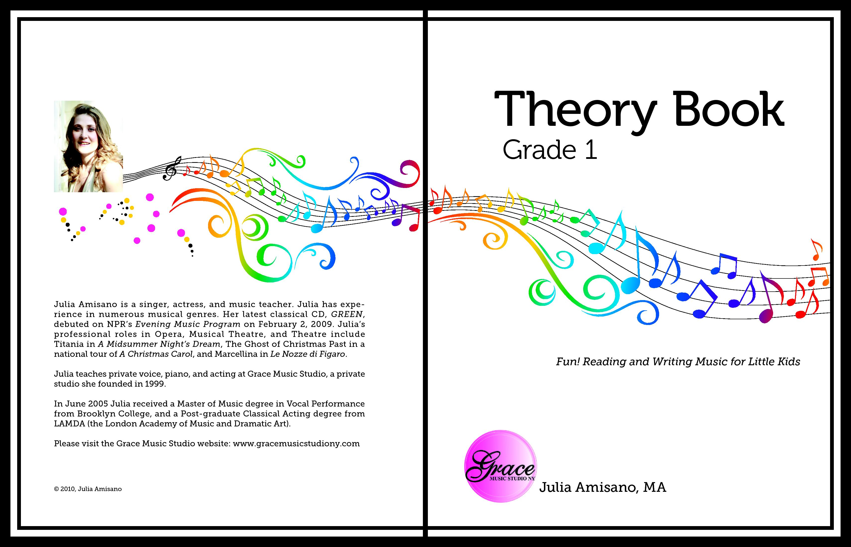 Music Theory Grade 1 by Julia Amisano