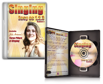 Julia Amisano's The Three Pillars of Singing